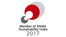 Member of SNAM Sustainability Index 2016